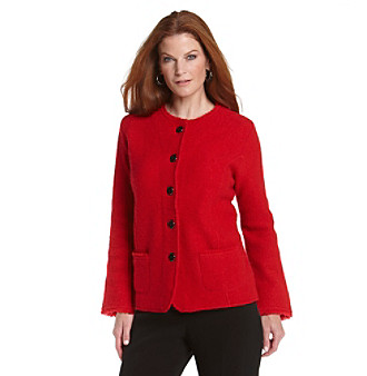Alfred Dunner® Top Notch Jacket