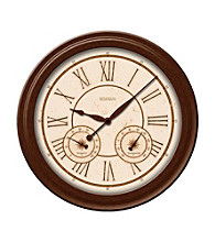 FirsTime Bronze Outdoor Clock