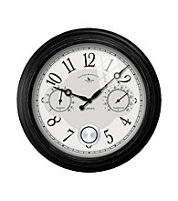 FirsTime Adair Outdoor Clock