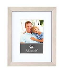 Prinz® Gallery Expressions Nickel Wall Frame