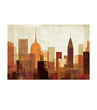 Star Creations Summer In The City Canvas