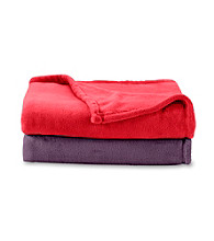LivingQuarters Micro Cozy Throws
