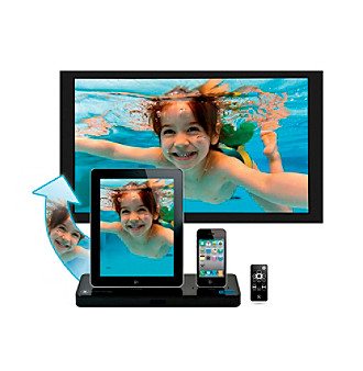 Innovative Technology Ultimate Home Entertainment Docking Station