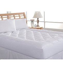 Perfect Fit® Diamond Loft Mattress Pad