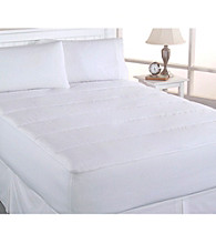 Perfect Fit® Clean and Fresh™ 500 Thread-Count Mattress Pad