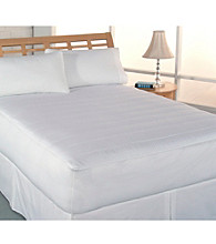 Perfect Fit® Clean and Fresh™ 400 Thread-Count Mattress Pad