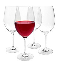 Artland® Sommelier Set of 4 Bordeaux Wine Glasses