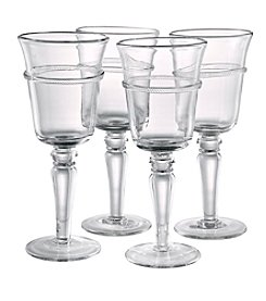 Artland® Juniper Set of 4 Goblets