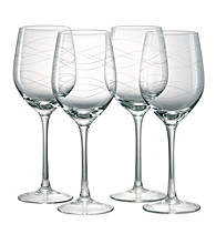 Artland® Currents Set of 4 Goblets