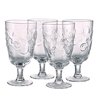 Artland® Shells Set of 4 All-Purpose Glasses