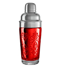 Artland® Brocade Red Drink Shaker
