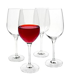 Artland® Veritas Set of 4 Chianti Wine Glasses