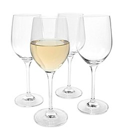 Artland® Veritas Set of 4 Chardonnay Wine Glasses