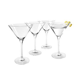 Artland® Veritas Set of 4 Martini Glasses