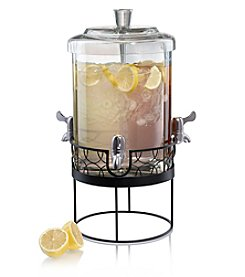 Artland® Turning Triple Beverage Dispenser