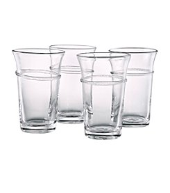 Artland® Juniper Set of 4 Highball Glasses