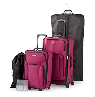 Leisure Charleston 5-pc. Luggage Set
