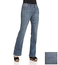 Jones New York Sport® Petites' Lean Bootcut Jeans
