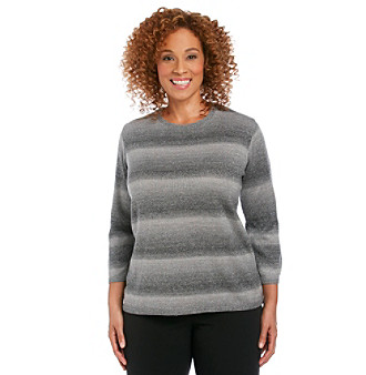 Alfred Dunner® Plus Size Sweater