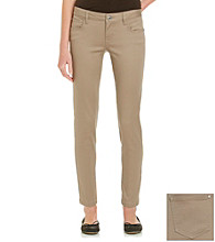 Celebrity Pink Juniors' Latte Stretch Sateen Skinny Jeans
