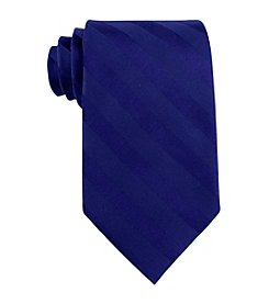 John Bartlett Statements Men's Striped Tonal Silk Tie