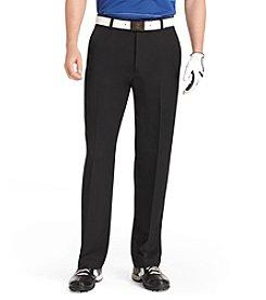 Izod® Men's Flat Front Microsand Pant