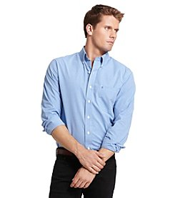 Izod® Men's Long Sleeve Essential Check Woven