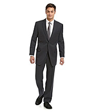 John Bartlett Statements Men's Slim Gray Suit Separates