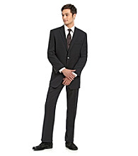 John Bartlett Statements Black Slim Suit Separates
