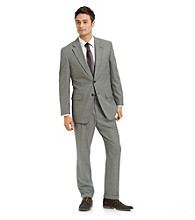John Bartlett Statements Gray Shark Classic Fit Suit Separates