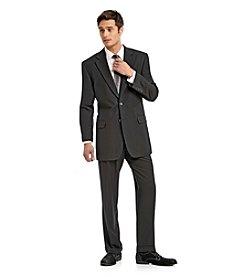 John Bartlett Statements Black Stripe Classic Fit Suit Separates