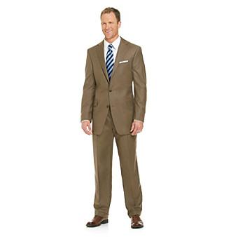Kenneth Roberts  Platinum® Men's Taupe Tic Suit Separates