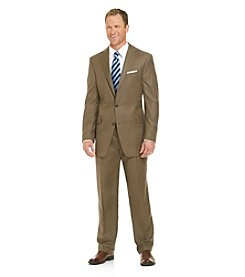 Kenneth Roberts  Platinum® Men's Taupe Tic Suit Separates