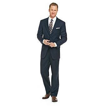 Kenneth Roberts Platinum® Men's Navy Shark Suit Separates