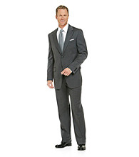 Kenneth Roberts Platinum® Men's Gray Herringbone Suit Separates