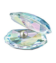 Swarovski® Small Shell with Pearl