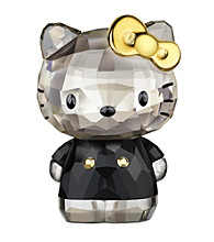 Swarovski® Hello Kitty Gold Bow