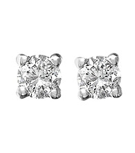 Effy® Diamond Stud Earrings
