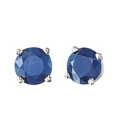 Effy® Royale Bleu Collection Sapphire Earrings