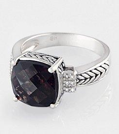 Effy® Smoky Quartz Ring