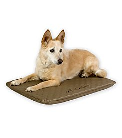 K&H Pet Products Lectro-Soft Medium Tan Outdoor Heated Pet Bed