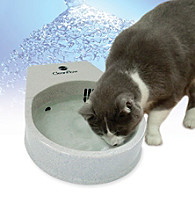 K&H Pet Products Grey Cat Clean Flow