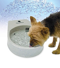 K&H Pet Products Grey Pet Clean Flow