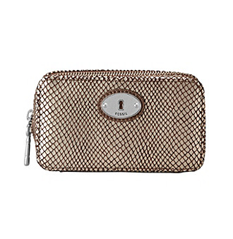 Fossil® Embossed Snake Jewelry Case