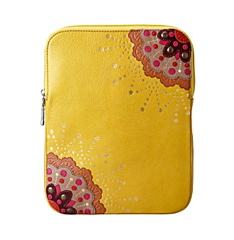 Fossil® Bright Medallion Tablet Sleeve