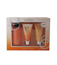 VitaBath® Fresh Citrus Twist™ Moisture Trio Set