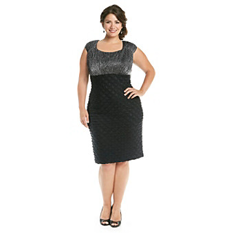 plus size dresses macy's