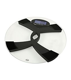 American Weigh Scales® English & Spanish Talking Bathroom Scale