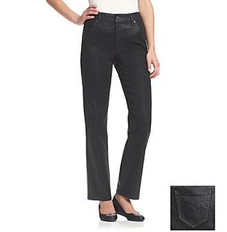 Bandolino® Glitter Black Jeans
