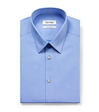Calvin Klein Men's Afternoon Sky Dress Shirt
